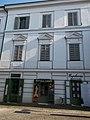 Horváth house. Listed. Blaha Street side. - Balatonfüred.JPG