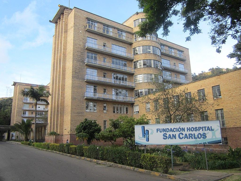 hospital san carlos de alicante: