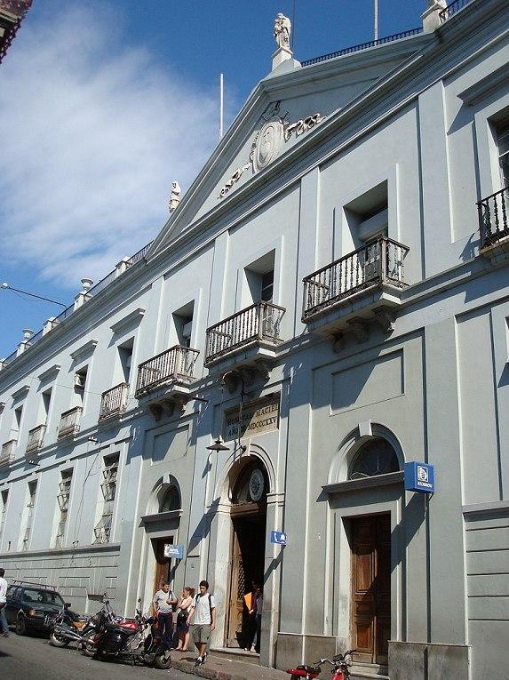 Hospital Maciel - Calle 25 de Mayo