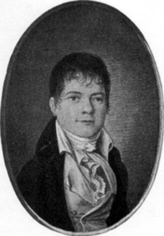 Glarus - Heinrich Hossli