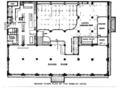 Hotel Rosslyn second floor plan.png