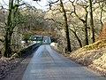 House by the bridge - geograph.org.uk - 1752611.jpg