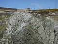 Howstrake Camp M.E.R. Shelter - geograph.org.uk - 1825044.jpg