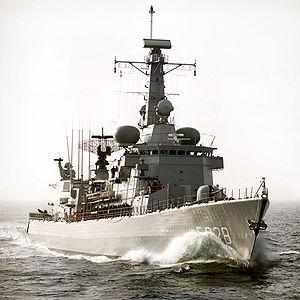 HNLMS Van Speijk (F828)