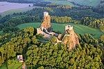 Hrad Trosky, letecký snímek.jpg