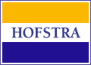 William S. Hofstra - The flag of Hofstra University was based on the Dutch Prince's Flag