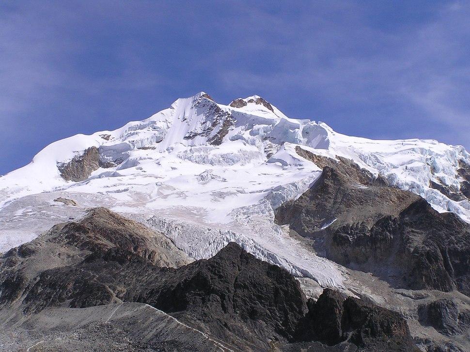 Huayna Potosí La Paz - Bolivia