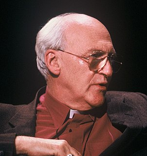 Hugh Montefiore British bishop