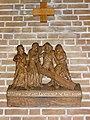 Huissen (Lingewaard) RK kerk kruisweg statie 05.JPG