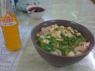 Shaanxi cuisine - Image: Hulutou