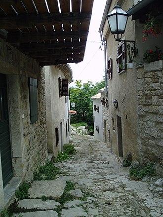 Hum, Croatia - Image: Hum 1