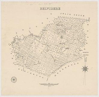 St Johns, South Australia - Hundred of Belvidere 1899