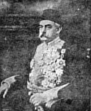 Hussein Fakhry Pasha - Husayn Fahri Pasha
