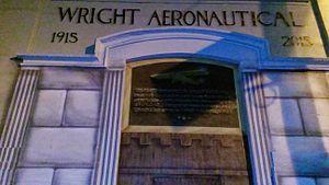 Wright Aeronautical - Image: IMAG0939