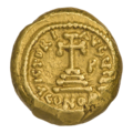 INC-1869-r Малоформатный солид. Констант II. Ок. 641—668 гг. (реверс).png
