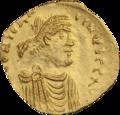 INC-3042-a Тремисс. Констант II. Ок. 641—668 гг. (аверс).png