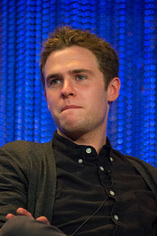 Iain De Caestecker at PaleyFest 2014.jpg