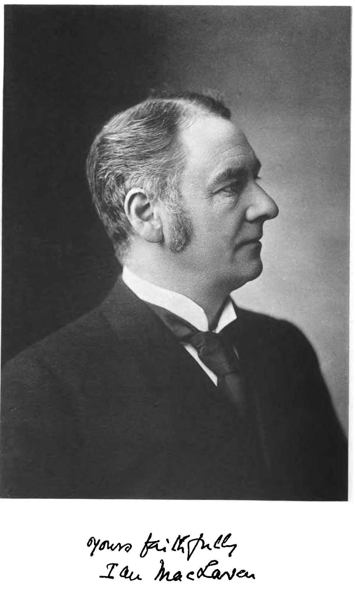 Ian Maclaren - Wikipedia