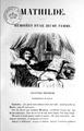 Illustration de Mlle de Maran – Mathilde d'Eugène Sue.tif