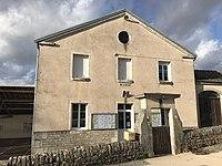 Image d'Évans (Jura, France) en janvier 2018 - 0.JPG