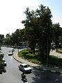 Imam Khomeini st view from skyway - Nishapur 4.JPG