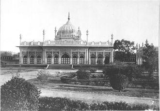 Rampur State - Imambara, Fort of Rampur, Uttar Pradesh, ca.1911.