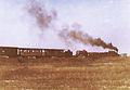 Impreza kolejowa z Tx-1112 z Nakła nad Notecią przez Kasprowo do Koronowa. 27.9.1992r. (Karnowko) (3).jpg