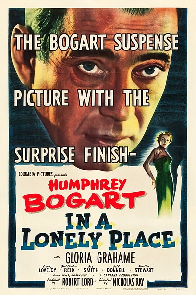 Picture of a movie: In A Lonely Place