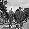 In het strafkamp te Vught, zijn 7000 Nederlandse collaborateurs en landverraders, Bestanddeelnr 900-4286.jpg