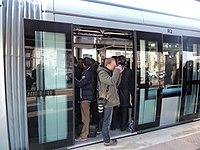 Inauguration de la branche vers Vieux-Condé de la ligne B du tramway de Valenciennes le 13 décembre 2013 (131).JPG