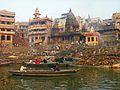 India-5362 - Manikarnika Cremation Ghat - Flickr - archer10 (Dennis).jpg