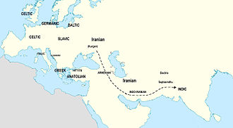 Indigenous Aryans - Indo-Iranian migrations according to Kazanas.