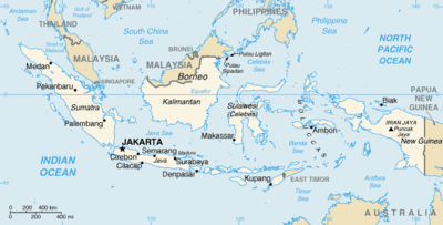 List of islands of Indonesia - Wikipedia