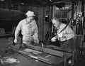 Industrial hygiene lead casting 1950.png