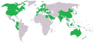 Information Technology Agreement - Information Technology Agreement parties