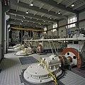 Interieur, gemaal bevat vier centrifugaalpompen, aangedreven door Stork dieselmotoren - Lelystad - 20409991 - RCE.jpg