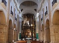 Interior de la iglesia de San Francisco de León (España).jpg