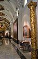 Interior del Museu Històric Municipal de València, columna.JPG
