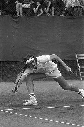 Jean-Baptiste Chanfreau - Image: Internationale Tenniskampioenschapp en Melkhuisje, de Fransman Jean Baptiste Chan, Bestanddeelnr 926 5562