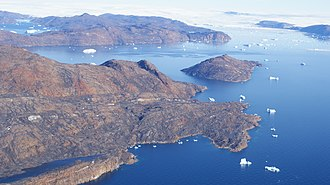Inussullissuaq Island - Image: Inussullissuaq eastern cape