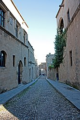 Ippoton (Street of the Knights), Rhodes 2010.jpg