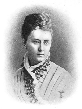 Isabella Valancy Crawford - Image: Isabella Valancy Crawford