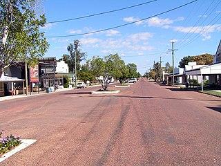 Isisford, Queensland Town in Queensland, Australia