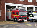 Isle of Wight Fire and Rescue Service vehicle HW04 DHD.JPG