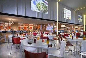 Ibis Singapore on Bencoolen - The it's all about TASTE restaurant