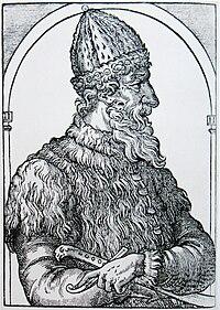 Иван III Великий (1440-1505)