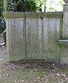 Jüdischer Friedhof Köln-Bocklemünd - Gedenkmal für die Opfer des 1. Weltkrieges (2).jpg