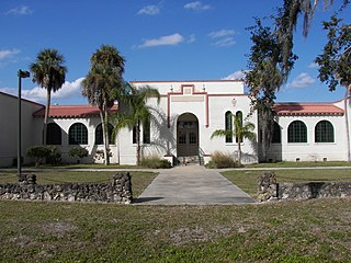 J. Colin English School school and historic school building in North Fort Myers, Florida, USA