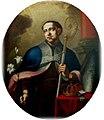 J. V. Spitzer - Sv. Ludvík s Toulouse (1766).jpg