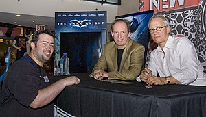 English: James Newton Howard and Hans Zimmer a...